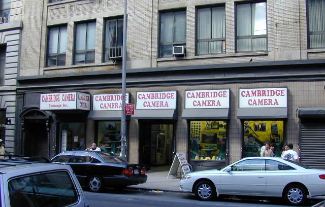 Cambridge Camera, AAA Camera Exchange, AAACamera.com
