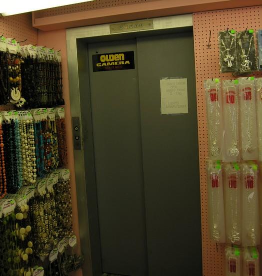 manhattan storefronts