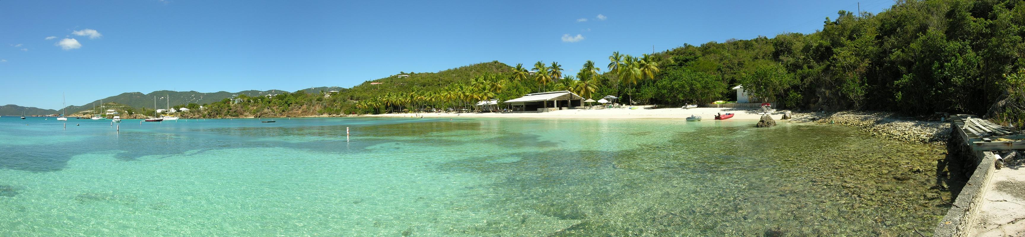 Photo 66 of 90 album virgin islands panoramas for St thomas honeymoon beach